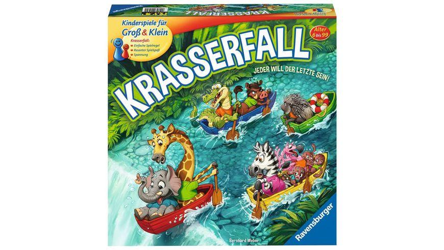 ravensburger spiel  krasserfall 20569  spiel für kinder