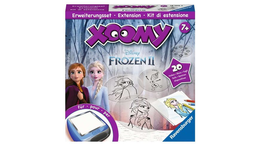 Ravensburger Beschäftigung - Xoomy® Erweiterungsset Frozen 2