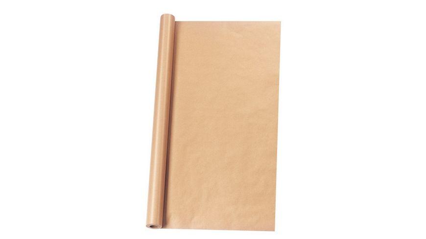 Packpapierrolle braun 1m x 5m