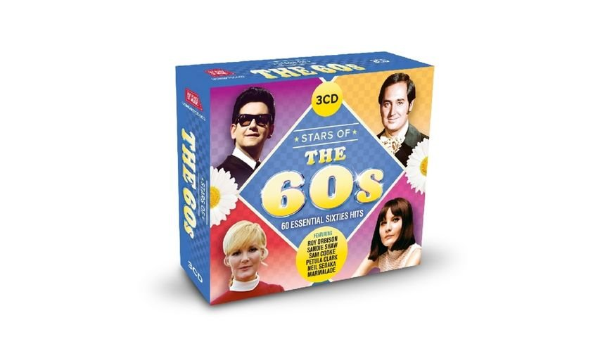 My Kind Of Music-Stars Of The 60s