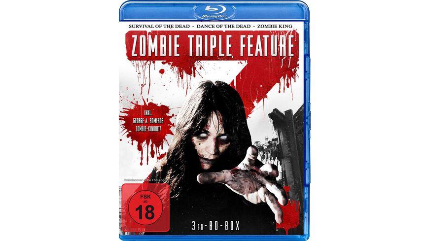 Zombie Triple Feature