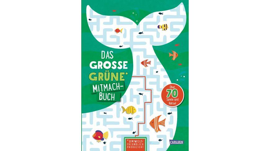 Das grosse gruene Mitmachbuch