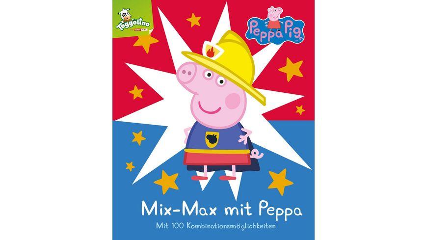 Mix Max mit Peppa Mit 100 Kombinationsmoeglichkeiten