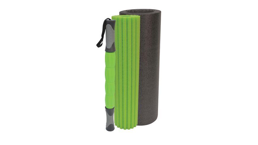 Schildkroet Fitness 3 in 1 Massage Roller Set