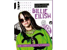 Billie Eilish Das inoffizielle Fanbuch