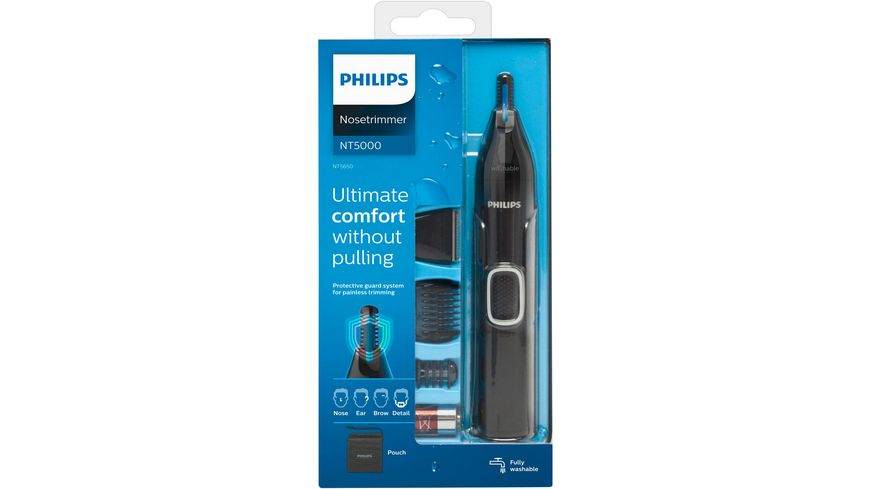 PHILIPS Praezisionstrimmer NT5650 16