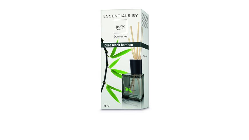 ipuro Essential Black Bamboo