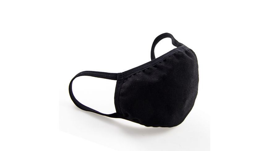 PETER JAeCKEL Universal Gesichtsmaske Basic Black