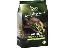 biozentrale Kraft der Natur Wie Reis Gruene Erbse
