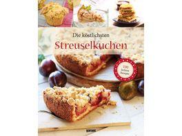 100 Rezepte Streuselkuchen Deluxe