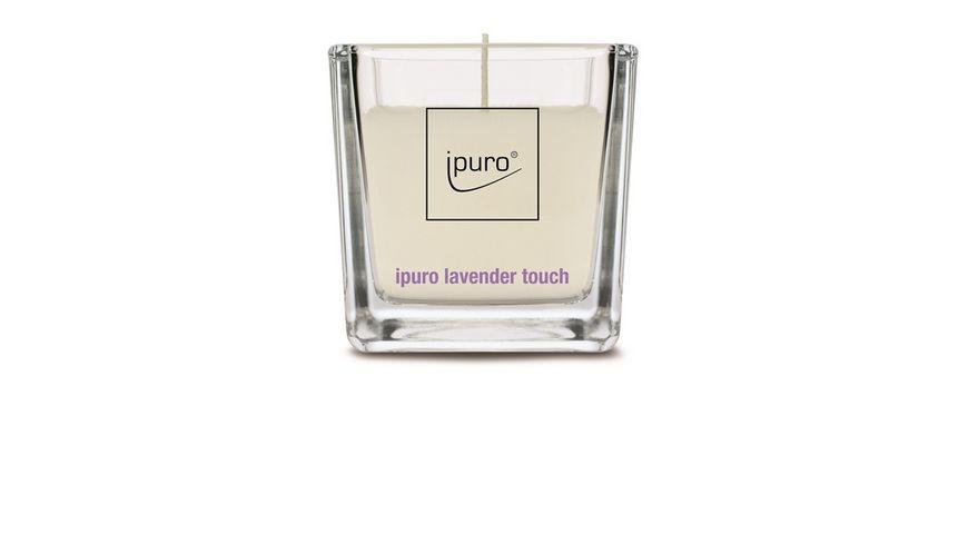 ipuro Essential Duftkerze Lavender Touch