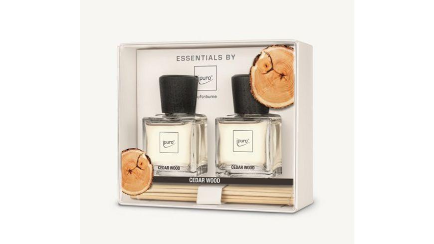 ipuro Essentials Raumduft Cedar Wood