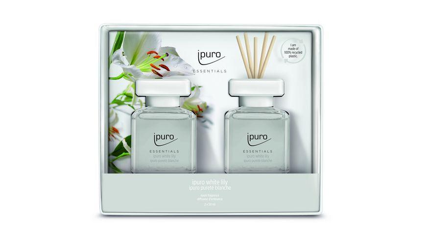 ipuro Essentials Raumduft White Lily