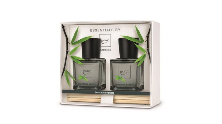 ipuro Essential Raumduft Black Bamboo