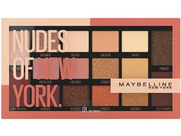 MAYBELLINE NEW YORK Nudes Of New York Lidschattenpalette