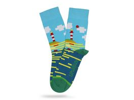 Unabux Socke 8bit Unisex