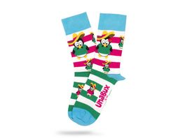 Unabux Socke Mexican Pingu Unisex