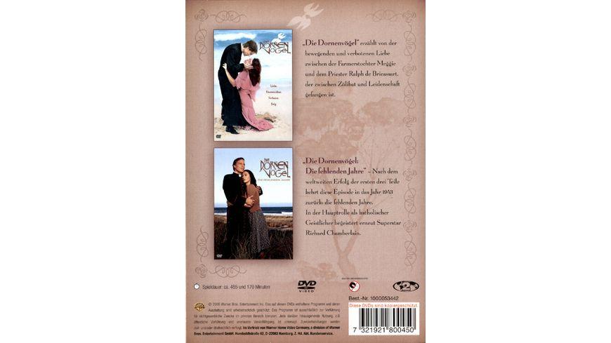 Die Dornenvoegel Box 3 DVDs