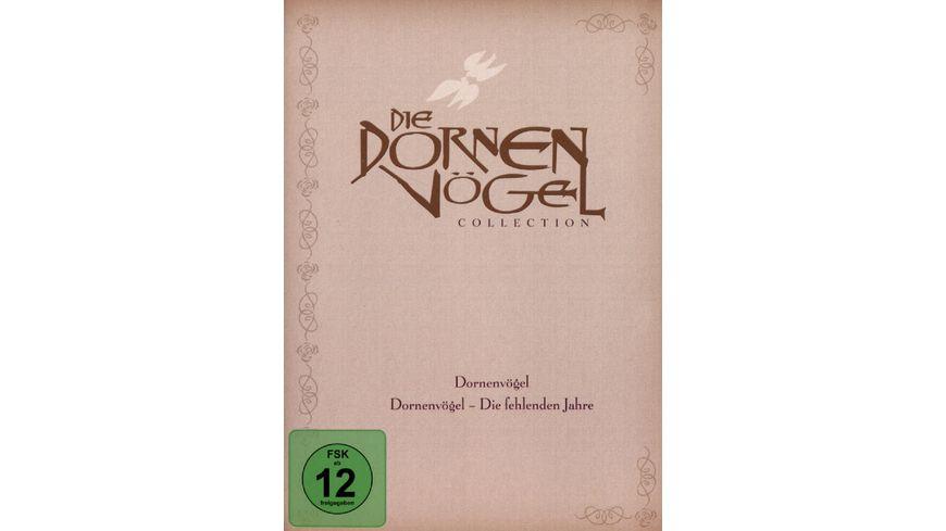 Die Dornenvögel - Box  [3 DVDs]