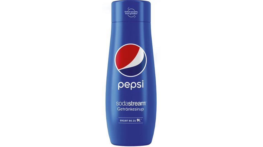 sodastream Sirup Pepsi