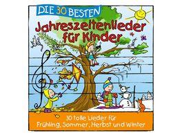 Die 30 Besten Jahreszeitenlieder Fuer Kinder