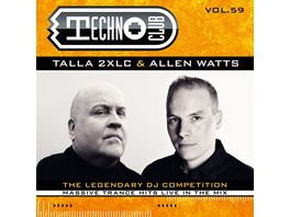 Techno Club Vol 59