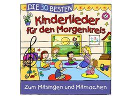 Die 30 Besten Kinderlieder Fuer Den Morgenkreis