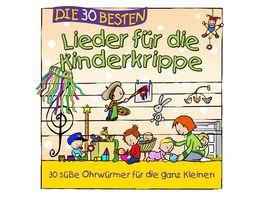Die 30 Besten Lieder Fuer Die Kinderkrippe