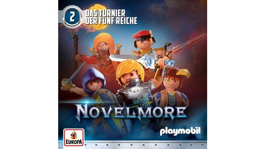 002 Novelmore Das Turnier der Fuenf Reiche