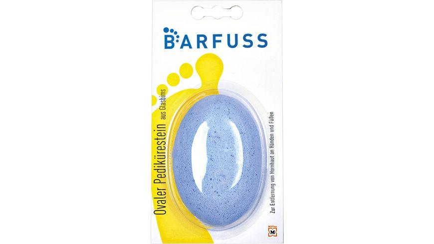 BARFUSS Glasbimsstein Hand & Fuß