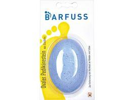 BARFUSS Glasbimsstein Hand Fuss