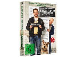 Die zweite Eberhofer Triple Box 3 DVDs
