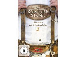 Der Komoedienstadel Klassiker aus 4 Jahrzehnten 12 DVDs