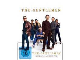The Gentlemen Limited Blu ray Edition im Steelbook