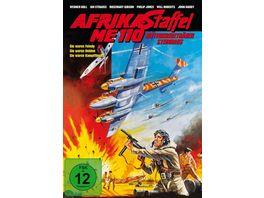 Afrika Staffel ME 110 Ritterkreuztraeger Steinhaus
