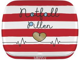 GRUSS CO Mintdose Notfall Pillen