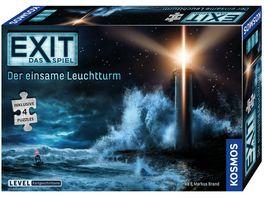 KOSMOS EXIT Das Spiel Puzzle Der einsame Leuchtturm