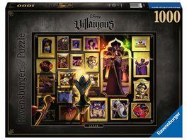 Ravensburger Puzzle Villainous Jafar 1000 Teile