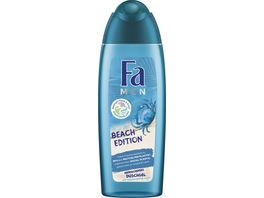 FA MEN 2in1 Duschgel Beach Edition Limited Edition mit Meeresbrise Duft