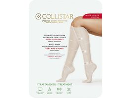 COLLISTAR Boot Mask Fuesse Waden