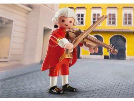 PLAYMOBIL 70374 Lizenzartikel Promo Mozart