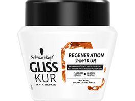 Schwarzkopf GLISS KUR Regeneration 2 in 1 Kur Total Repair