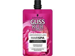 Schwarzkopf GLISS KUR HairSpa Verfuehrerisch Lang