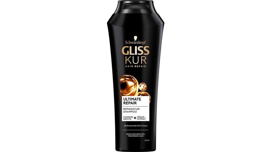 Schwarzkopf GLISS KUR Shampoo Ultimate Repair