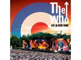 Live In Hyde Park Coloured 3LP