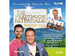 Die volkstuemliche Hitparade Sommer 2020