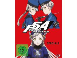 PERSONA5 the Animation Specials Blu ray