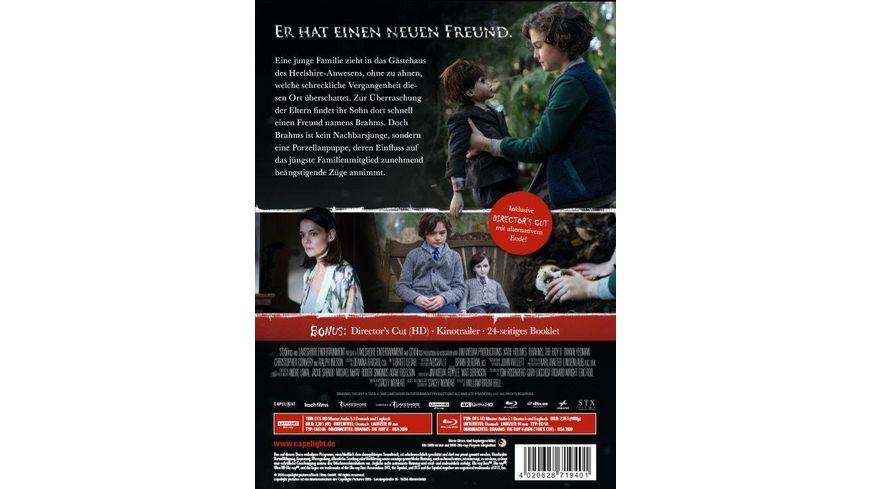Brahms The Boy II Mediabook 1 UHD 1 Blu ray