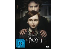 Brahms The Boy II Mediabook 1 UHD 1 Blu ray