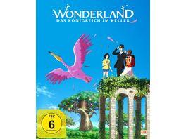 Wonderland Das Koenigreich im Keller